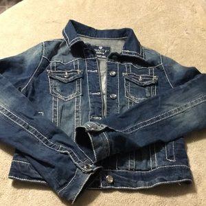 Vanity blue Jean jacket